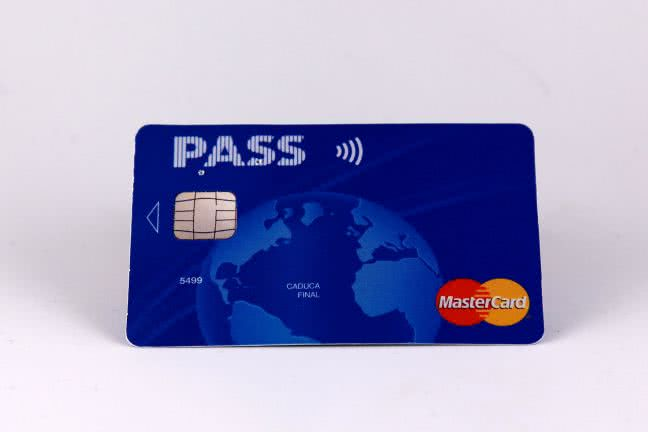 Carrefour pass card - free stock photo