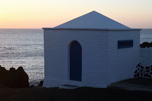 House in El Golfo - free stock photo
