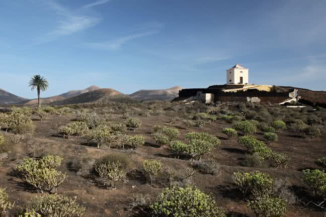 Lanzarote country house - free stock photo