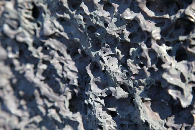 Lava detail - free stock photo