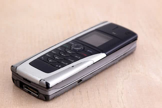 Old Nokia communicator - free stock photo