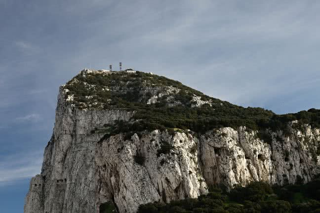 Rock of Gibraltar - free stock photo