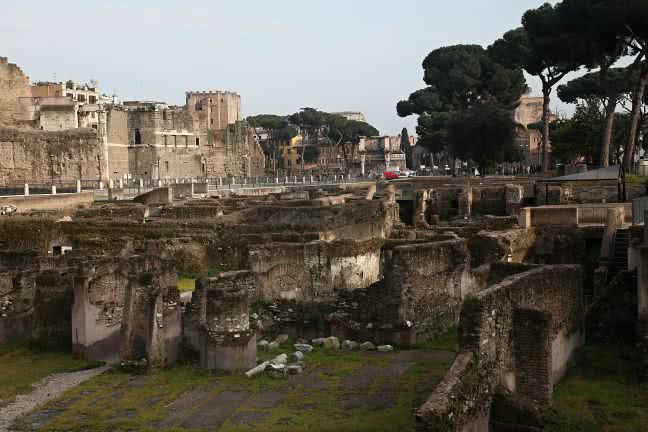 Rome sights - free stock photo