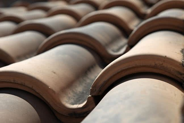 Roofing tiles - free stock photo