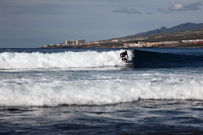 Surfer in Tenerife - free stock photo