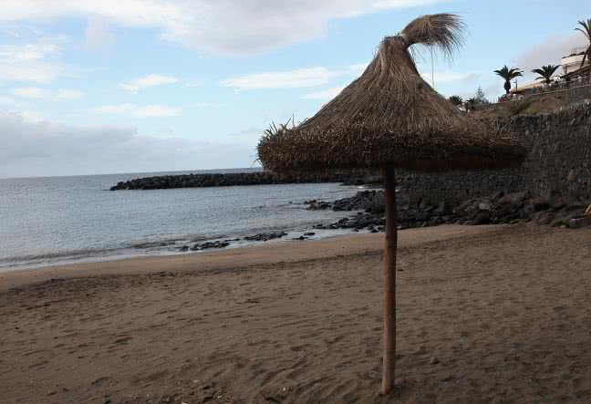 Tenerife beach - free stock photo